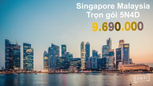 SINGAPORE – MALAYSIA ĐẲNG CẤP VIP